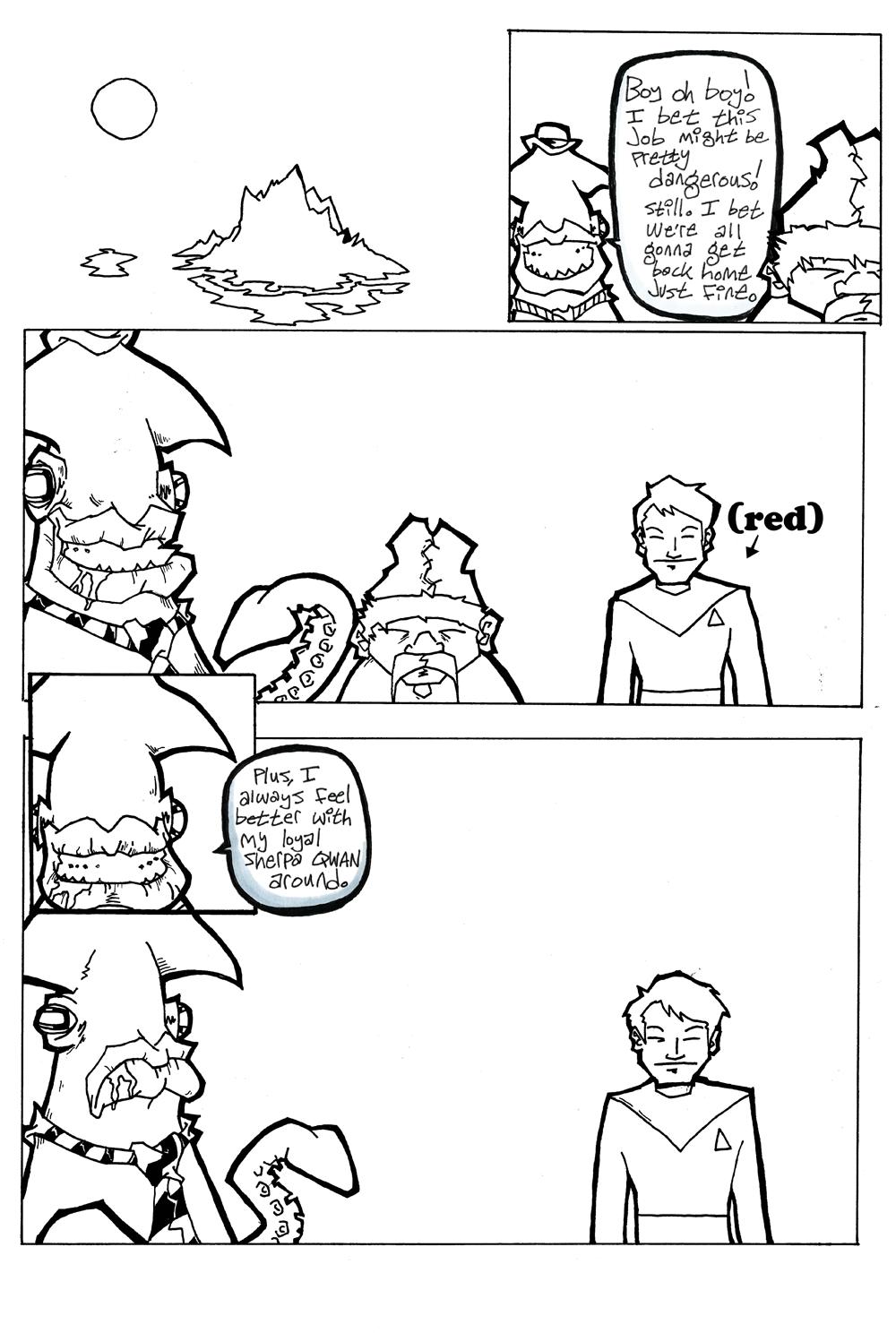 Fantastic Crap Comics